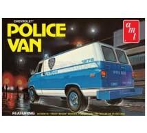 Amt - Chevrolet Police Van