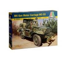 Italeri - Dodge M6 WC-55 & ATG