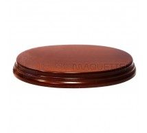 Prince August - Socle Oval Noisette (G)
