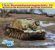 Dragon - 15cm Sturminfanteriegeschutz 33