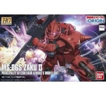 Bandai - HG MS-06S Zaku (0196423)