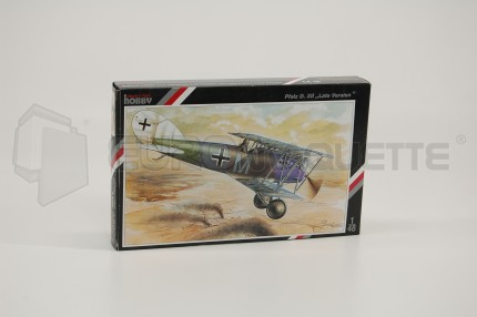 Special Hobby - Pfalz D.XII late version