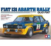 Tamiya - Fiat 131 Olio Fiat