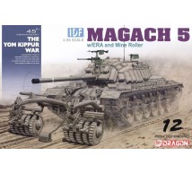 Dragon - Magach 5 & mine roller