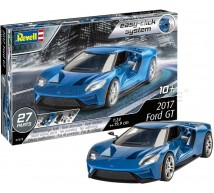 Revell - Ford GT 2017 (Snap)
