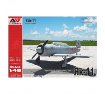 A&A models - Yak-11