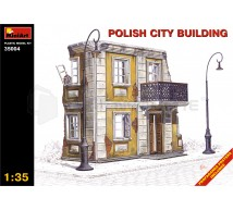 Miniart - Maison Pologne 1939