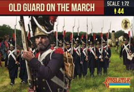 Strelets - Old Guard on the march