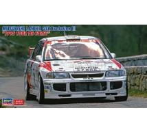 Hasegawa - Lancer GSR Evo III TdC 1995 (LE)
