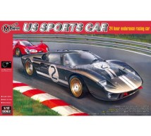 Trumpeter - Ford GT-40 LM