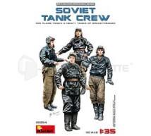 Miniart - Soviet tank crew WWII