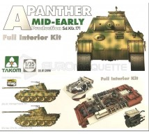 Takom - Panther Mid Early Prod & interior