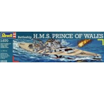 Revell - HMS Prince of Wales 1/570