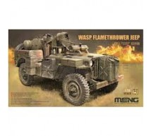 Meng - Jeep Wasp Flamethrower