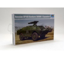 Trumpeter - 9P148 (BRDM-2 Spandrel)