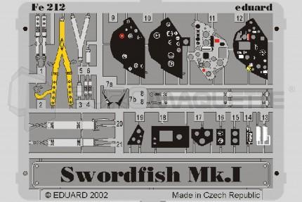Eduard - Swordfish Mk I (tamiya)