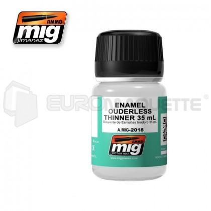Mig products - Diluant sans odeurs 35ml