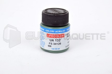 Life Color - Vert clair RLM83 UA132 (pot 22ml)
