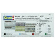Revell - Civils Ships Acces 1/400