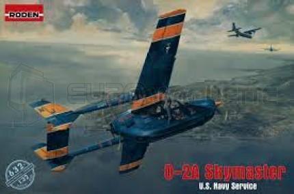 Roden - O-2A US Navy