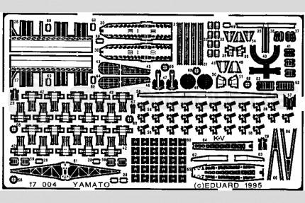 Eduard - Yamato