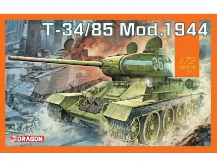 Dragon - T-34/85 Mod 44