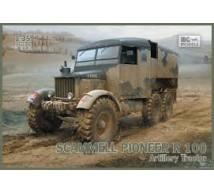 Ibg - Scammel R100 Artillery tractor