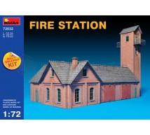 Miniart - Fire Station
