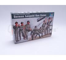 Trumpeter - Leopold gun crews