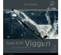 Duke hawkins - SAAB J-37 Viggen