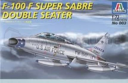 Italeri - F-100F biplace