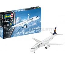 Revell - Embraer 190 Lufthansa