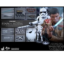 Hot toys - Finn & Stormtrooper