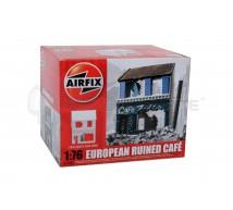 Airfix - Ruine café européen