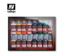 Vallejo - Coffret Games 16 pots