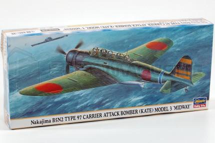 Hasegawa - B5N 2 Kate Midway