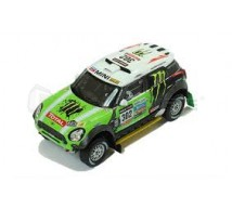 Ixo - Mini ALL4 Winner Dakar 2013