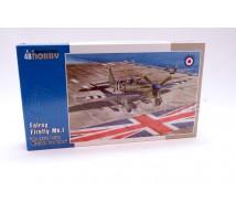 Special hobby - Fairey Firefly Mk I Korean war