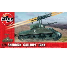 Airfix - Sherman Calliope