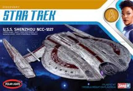 Polar light - USS Shenzhou 1/2500