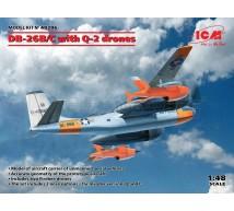 Icm - DB-26B/C & Q-2 Drones