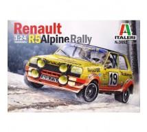 Italeri - R5 Alpine Calberson MC1978