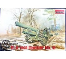 Roden - BL8 Inch WWI Howitzer