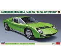 Hasegawa - Lamborghini Miura & detail set