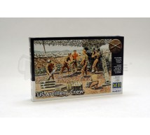 Master Box - Artilleurs US WWII