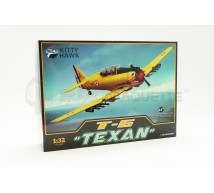 Kitty hawk - T-6 Texan en Algerie