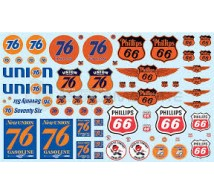 Amt - Philips 66 & Union 76 Decals