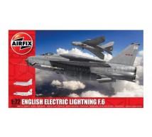 Airfix - English Electric Lightning F6