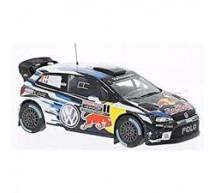Ixo - Polo R WRC Ogier Australie 2016
