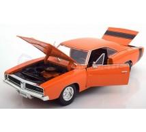 Maisto - Dodge Charger R/T 1969 Orange